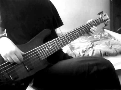 Porcupine Tree - Hatesong bass playalong