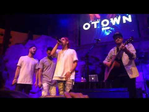 O-Town - Suddenly live at the Wolfs Den at Mohegan Sun 2/10/17