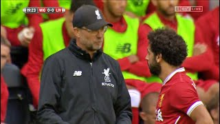 Mohamed Salah First Match for Liverpool 😍
