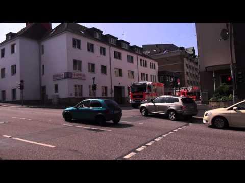 HLF (NEU) + DLK BF Hagen FW Mitte