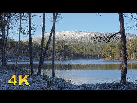 Urho Kekkosen Kansallispuisto,  Aittajärvi - Saariselkä