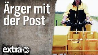 Ärger über die Deutsche Post