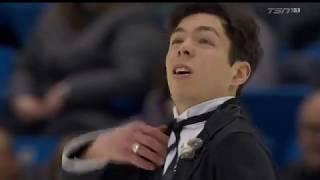 Keegan MESSING Free Skate 2019 Canadian National Skating Championships