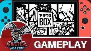 Pato Box Nintendo Switch Gameplay