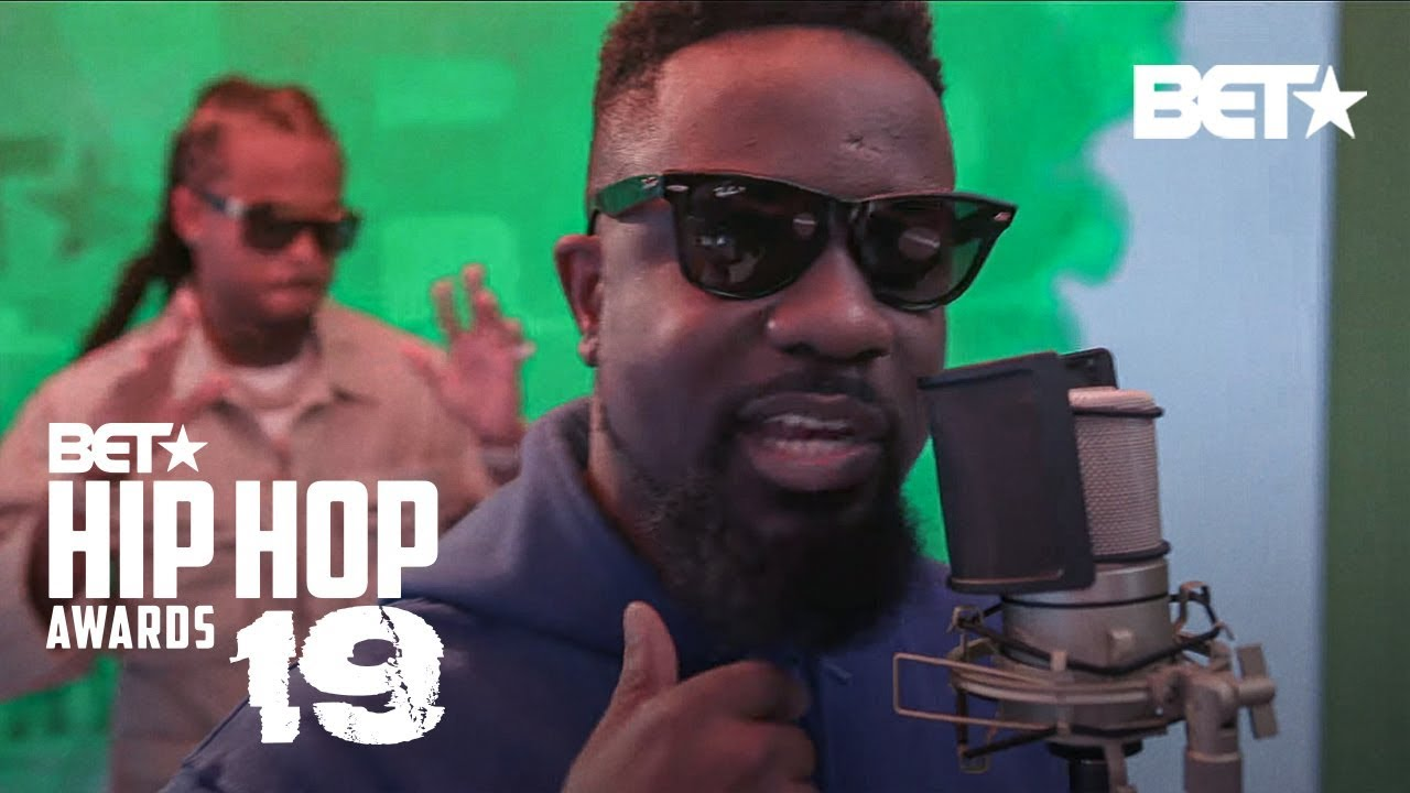 Sarkodie & Kalash Bring THE Heat In The Best International Flow Cypher! | Hip Hop Awards '1