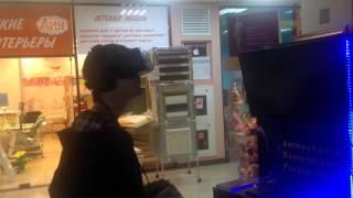 И ещё немного ужасов в Oculus Rift!