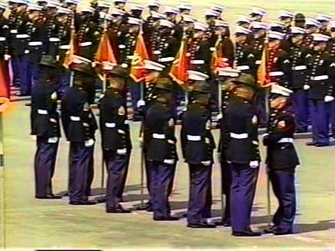 MCRD Graduation 12 March 1993
