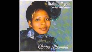 Thabile Myeni - Wakufela uJesu