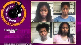 Four Mississippi Escorts Charged With Murder When A Man Helped Them With A Flat Tire