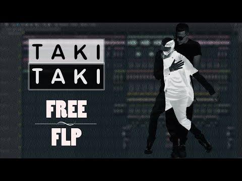 Taki Taki Flp | DJ Snake told me how to make the whistle.. | FL Studio *tutorial*