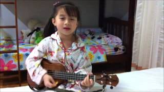Gadis Kecil Imut dan Berbakat dari Thailand