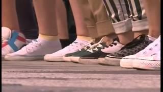 В Краснодаре прошли съемки заставки для танцевального шоу