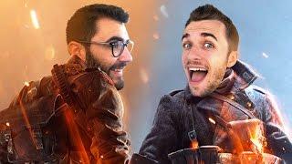 LA PREMIÈRE GAME DU MONDE - Battlefield 1