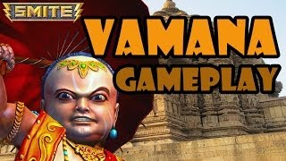 "SMITE Vamana Gameplay - ""Aphrodite is Experienced"""