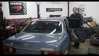 Mercedes-Benz S-Class Coupe 1981-1991 Videos
