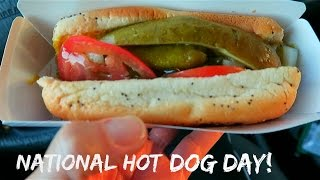 2GAYDADS - NATIONAL HOT DOG DAY!