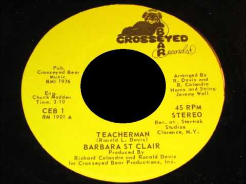 Barbara St Clair - Teacherman  (HD)