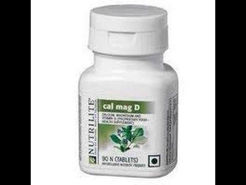 NUTRILITE - CAL MAG D for bone health