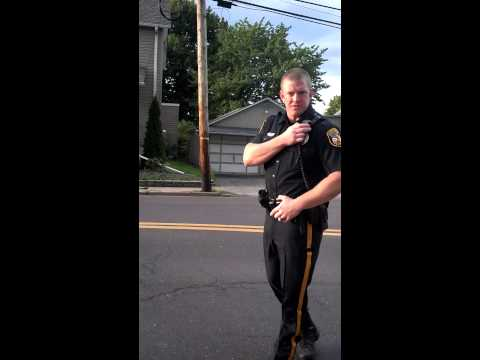 OPEN CARRY VS. OFFICER. OFFICER FAIL