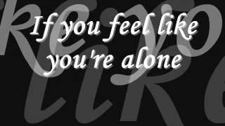 David Archuleta - Everybody Hurts Lyrics