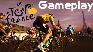 Gameplay Tour de France 2013