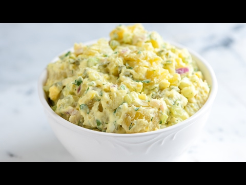 Easy Potato Salad Recipe with Tips - How to Make the Best Potato Salad