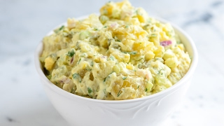 How To Make Potato Salad - Potato Salad Recipe