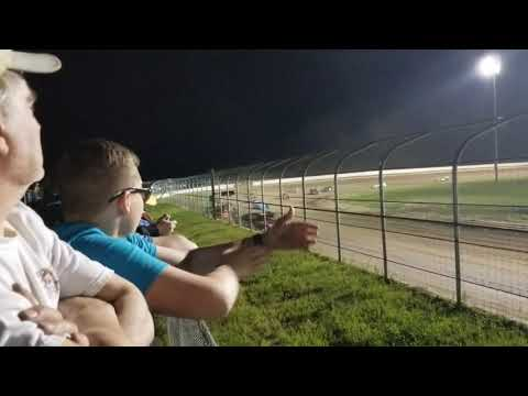 5-25-19 Junction Motor Speedway A-Mod  Feature Andy Wilkinson