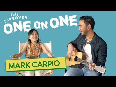 Anong masabi mo tungkol sa love? |One on One with Mark Carpio