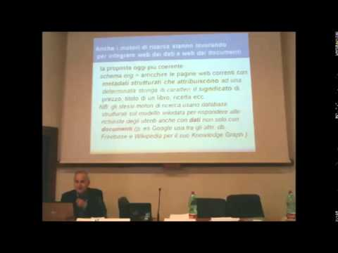 Italian Lectures on Semantic Web and Linked Data: Practical Examples for Libraries