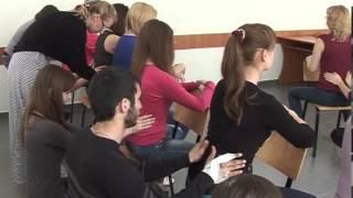 В БелГУ прошли психологические тренинги самопомощи (видеоурок)