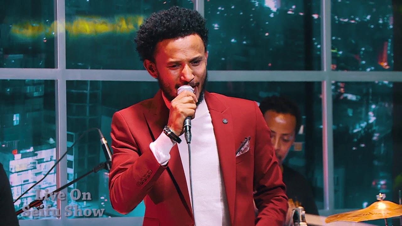 Seifu on EBS: Dawit Tsige Live Performance | Ethiopian Music