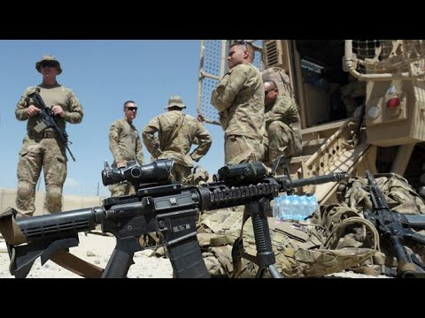 US Military Builds 'Nerve Center' For Endless War In Middle East