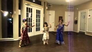 Hindi Songs Kids Dance