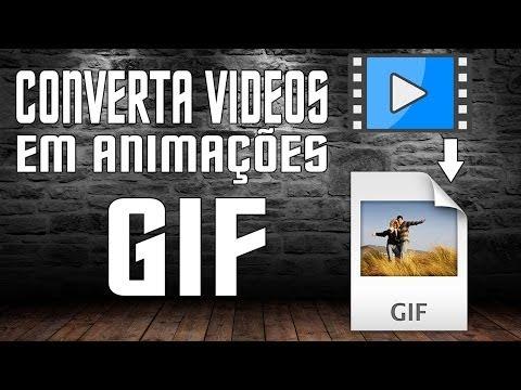 O MELHOR PROGRAMA PARA CONVERTER VIDEOS EM ANIMAÇÕES GIF [DEZEMBRO DE 2013]