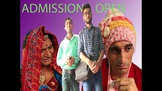 ADMISSION OPEN | Murari ki kocktail |  comedy tv | rajasthani haryanavi comedy | murari lal pareek thumbnail