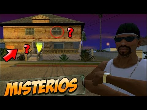 MISTÉRIOS DO GTA SAN ANDREAS  ReviewsdeGames