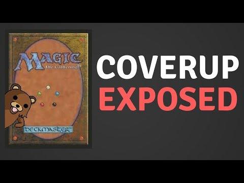 Magic: The Gathering Pedophile Coverup