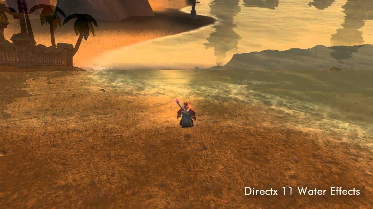 Warcraft globe of water