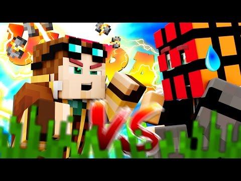 LYON vs GABBY : LA SFIDA FINALE!! - Minecraft ULTRA VANILLA Ep. 9