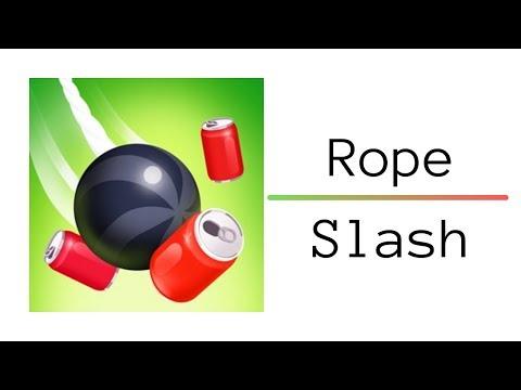 Rope Slash Level 121 122 123 124 125