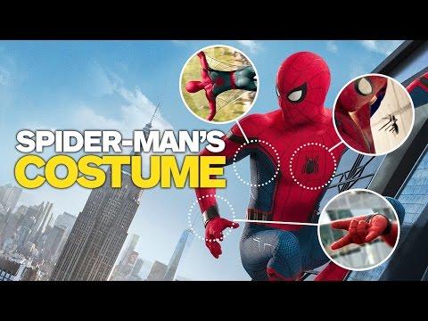 Spider-Man Homecoming: Costume Breakdown