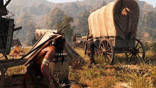 """New Red Dead Redemption Inspired Open World Single Player Game """"This Land Is My Land"""" Revealed!"""