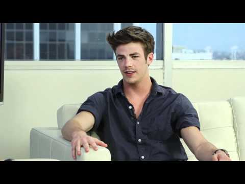 "Grant Gustin Talks ""Glee"" Audition, Sebastian & Season 3"