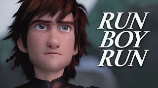 HTTYD Run Boy Run