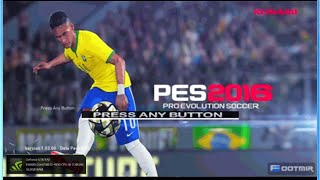 PATCH 2016 para PES 2006 PC DOWNLOAD