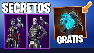 THE SECRETS OF THE SKIN *SOLDADO CALAVERA* (FREE Backpack) - Fortnite
