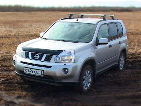 X-Trailers : All About Nissan X-Trail