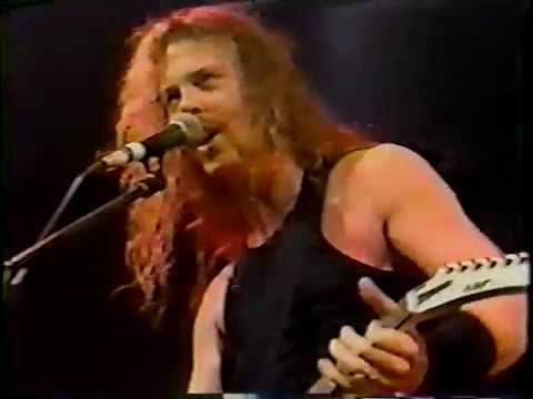 Metallica - Live at The Spectrum, Philadelphia, PA, USA (1989) [Full Pro-Shot]