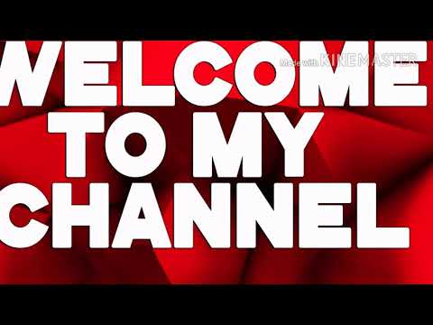MY CHANNEL.....EXPLAINING MT CHANNEL AND WHAT I WILL DO WITH IT...